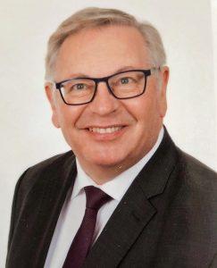 Chorleiter Jakob Janssen Kirchenchor Aengenesch