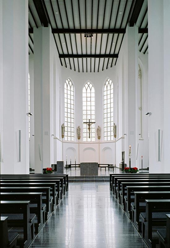 Pfarrkirche innen