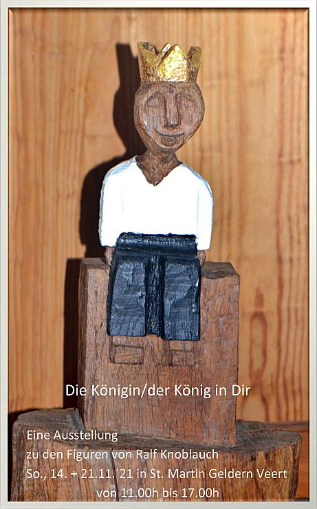 Plakat Knobloch Figuren