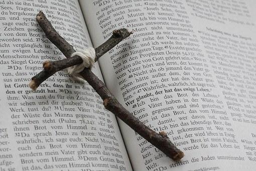 Kreuz Bibel